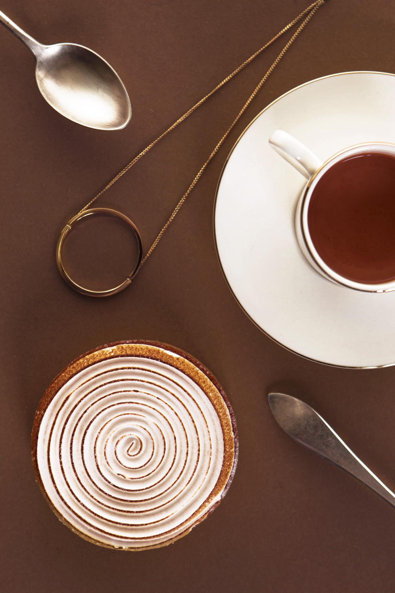 słodycze warszawskie, kawa